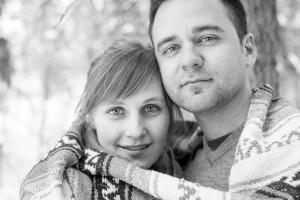 Eldon & Helen Millcreek Ravine Edmonton Engagement