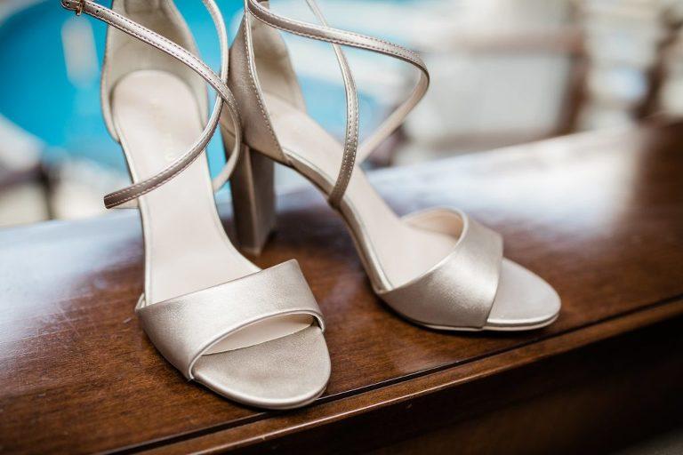 Wedding Shoes Nude
